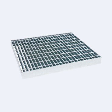 Heavy duty grating resists high pressure and impact, widely used in boats and industry situations