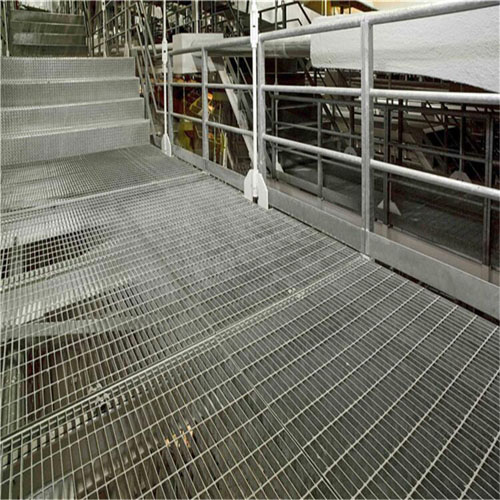 Good and Safe Hot Dipped galvanized Platform Steel Grating supplies
