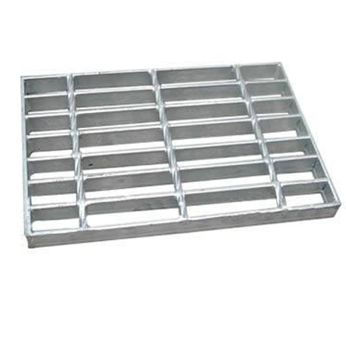 Plain Steel Grating with Different Materials and Fabrications