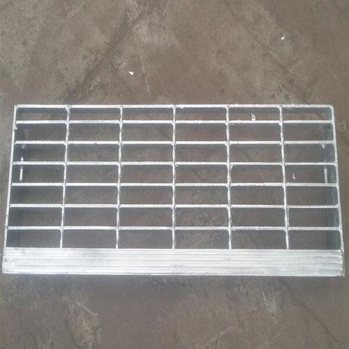 Mild Steel Grating Stair Treads Expanded Walkway Mesh Non-Slip Fit Platforms