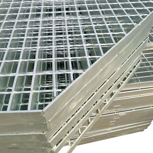 Special-shaped steel grating customed as customers' will