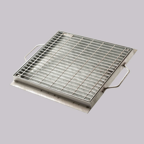 China High Quality Building Materials Metal Steel Grating Trench Drain Canal Cover With Low Price