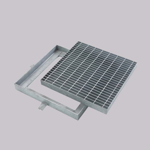 Wholesale Steel Grating Covering Drain Trench From Direct Factory Made In China