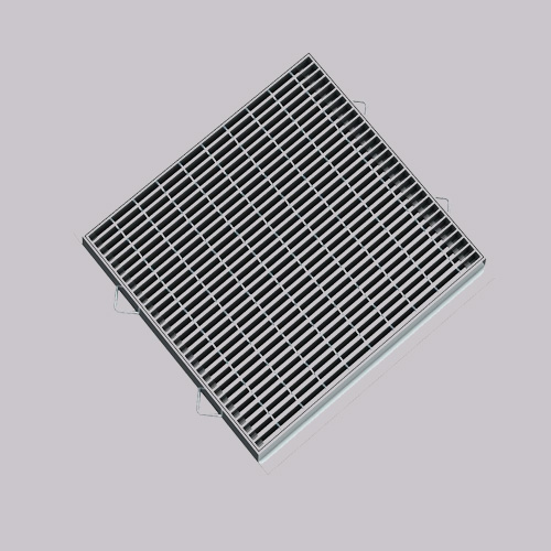 Factory In China Professional Design Stainless Steel Trench Drain Grating Cover For Sale
