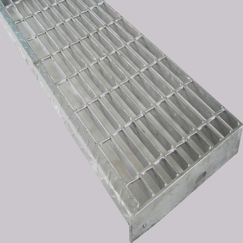 Hot Selling Steel Metal Driveway Hot Dip Galvanized Trench Drain Grating Cover From China