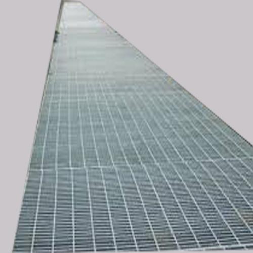 Dealer building materials bridge platform carbon steel grating with low price