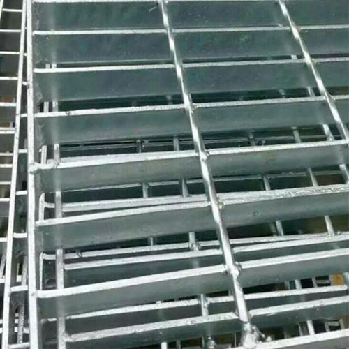 Hot Dipped Metal Building Materials Galvanized Steel Gratings