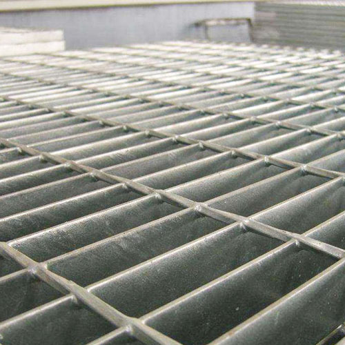 Metal building materials hot dipped galvanized 6*1m 32*5mm steel grating factory price