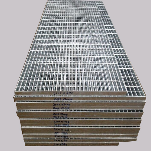 Manufactory steel grating price platform 30x3 galvanized steel grating From China