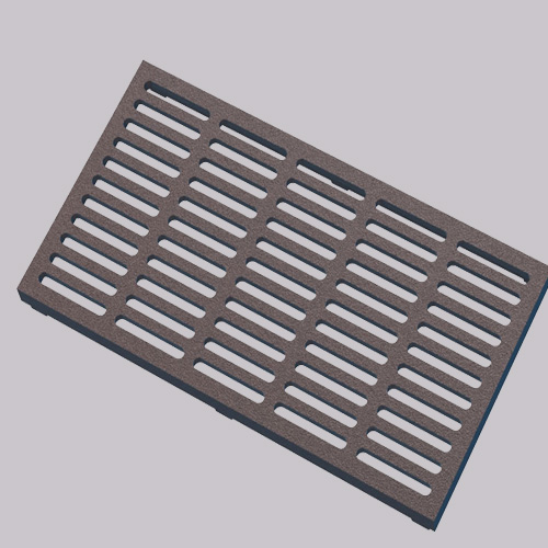Factory Sale Floor Trench Steel Bar Grating Water Drain Cover With Best Price