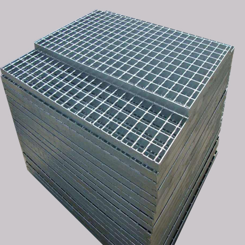 High Quality Platform Flooring Galvanized 2mm Steel Bar Grating welded Made In China Price