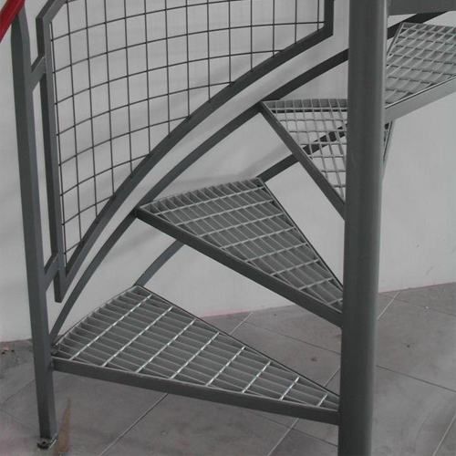 Galvanized steel grating non slip stair treads price for wholesale from China factory