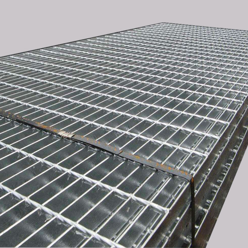 China factory standard 25x3mm-100x10mm galvanized steel grating platform price