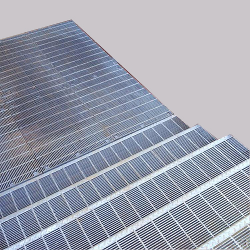 Industrial  Supply 25x3mm Galvanized Oil Platform Steel Grating With Good Price