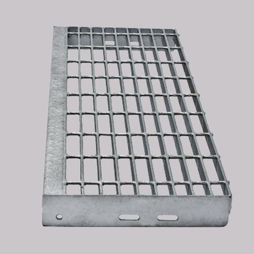 China Hot Dip Galvanized Non Slip Steel Grating Stair Treads Price