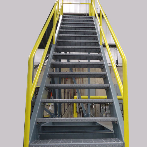 Reliable galvanized steel stair treads of China manufacturer