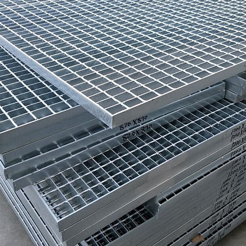 Manufacture Heavy Duty Steel 30*3mm Grating Type for Construction Site