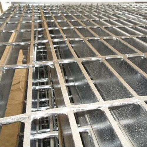Industrial Marine Heavy Duty Galvanized Steel Grating