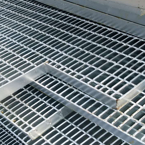 Buy hot sales of special-shaped steel grating with high quality