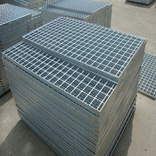40*5mm Heavy Duty Galvanized Steel Grating Supplier in China