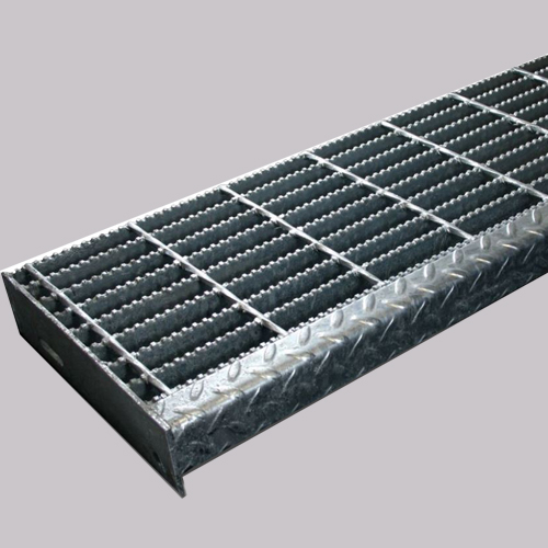 32mmx 5mm galvanized outdoor steel bar grating stair treads cheap price in China